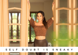 Self Doubt Is Sneaky – Natalie Jill Fitness