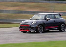 Why the 2021 Mini GP is Just Fine Being Insane