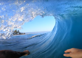 Mesmerizing 12-Minute POV of Mason Ho Surfing and Hiking in Hawaii